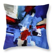 Imagine - Art By Elise Palmigiani Throw Pillow