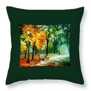 Imaginings Throw Pillow