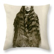 Img-28 Original Photograph Color Throw Pillow