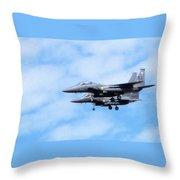 Img_9906 - Jet Throw Pillow