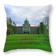 Immaculata University Throw Pillow