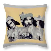 Immitation Throw Pillow