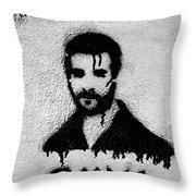 Immortalised  Throw Pillow