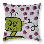 Immunization Throw Pillow