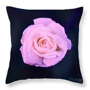 Imperfect Rose #1 Throw Pillow