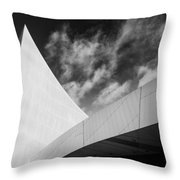 Imperial War Museum, Manchester Throw Pillow