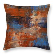 Impression Of Intinsity  Throw Pillow