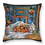 Impressionism Throw Pillow