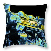 Impressions 11 Throw Pillow