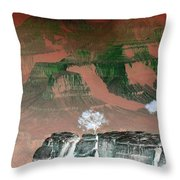 Impressions 8 Throw Pillow