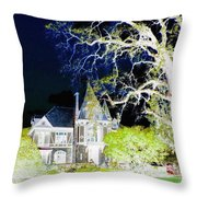 Impressions 9 Throw Pillow