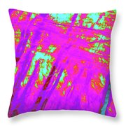 Impressions Of A Forest 4 Throw Pillow