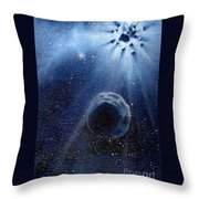 Impressive Impact Throw Pillow