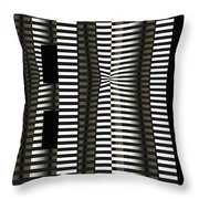 Impressive Old Thing Throw Pillow