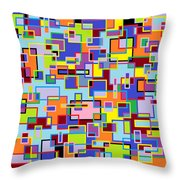 Improv 102 Throw Pillow