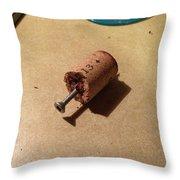 Improv Corkscrew Throw Pillow