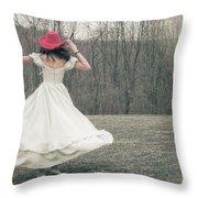 Improvise Throw Pillow