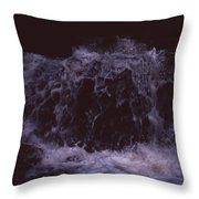 In A Bahian Waterfall Throw Pillow