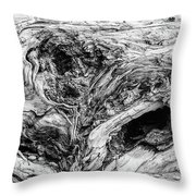 In A Knot Throw Pillow