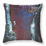 In All My Tiny Little Stars Throw Pillow