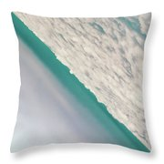 In Between Of Day And Dream Throw Pillow