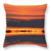 In Color Two Throw Pillow