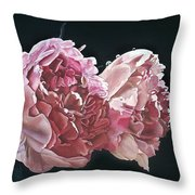 In Every Tear There Is A Twinkle Of Hope Throw Pillow