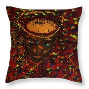 In Gethsemane Throw Pillow