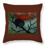 In Love IIi Wr Throw Pillow