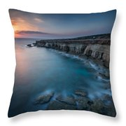 In Love With The Sun Throw Pillow