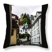 In Lucerne  Throw Pillow