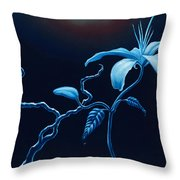 In Memorial Throw Pillow