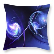In Memory Of All Unborn Children Throw Pillow