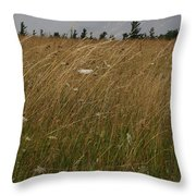 In Memory Of George Weymouth Throw Pillow