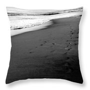 In My Thoughts Throw Pillow
