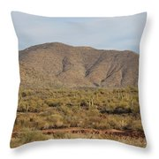 In Natural Form Throw Pillow