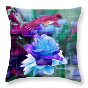 In One's Element Throw Pillow