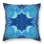 In Perfect Balance - T J O D 26 Compilation Throw Pillow