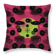 In Perspective Throw Pillow