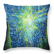 In Reverence To Thee Throw Pillow