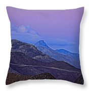 In Search Of Atlantis-2 Throw Pillow
