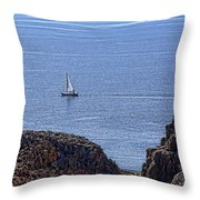 In Search Of Atlantis-3 Throw Pillow