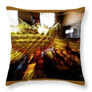 Searching For The Grail 2 Throw Pillow