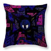 in Sight 2 Throw Pillow