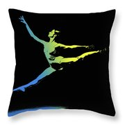 In Strength, Beauty Ill Throw Pillow