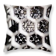 In The Combs Throw Pillow