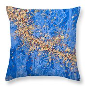 In The Falls Throw Pillow