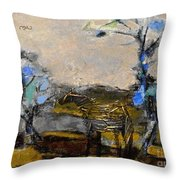 In The Field 30 Throw Pillow