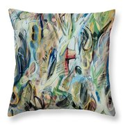 In The Gloaming Throw Pillow
