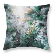 In The Glory Throw Pillow